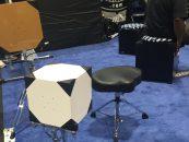 Dube, um cubo mágico para a percussão