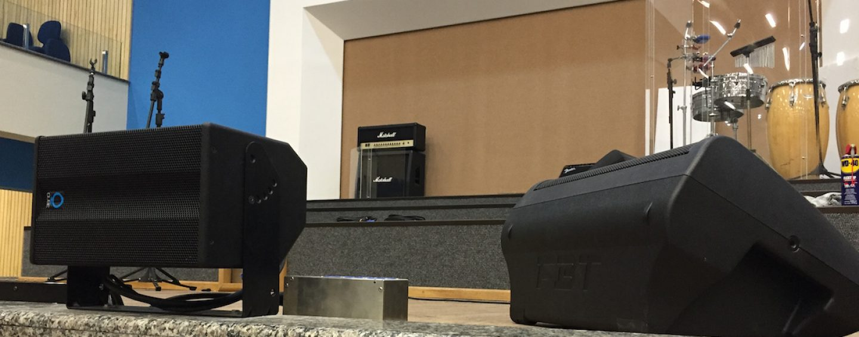HPL e FBT Áudio reforçam marca em instalações e eventos