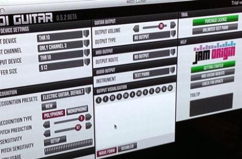 Review: Midi Guitar Jam Origin