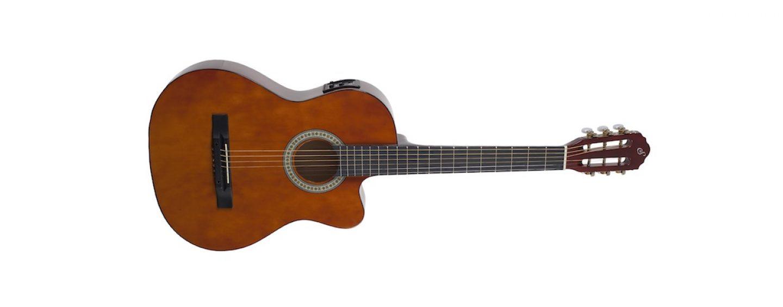 Giannini apresenta violão SF-14 CEQ