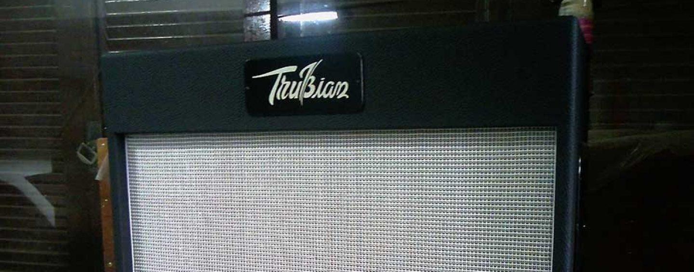 Amplificador valvulado Trubian