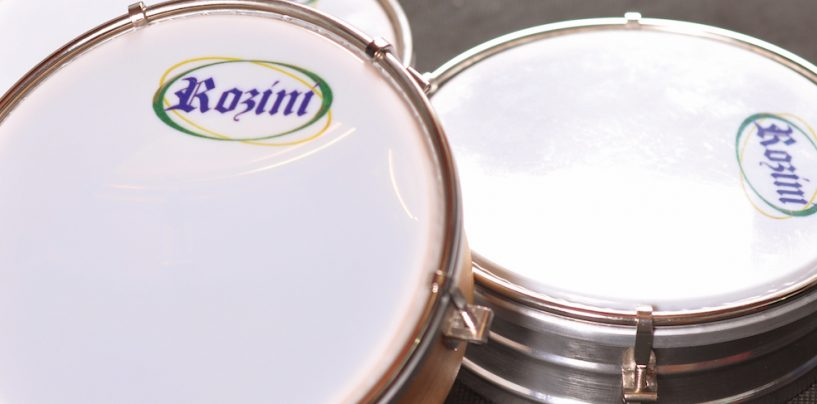 Veja os Tamborins Rozini Pro Percussion!