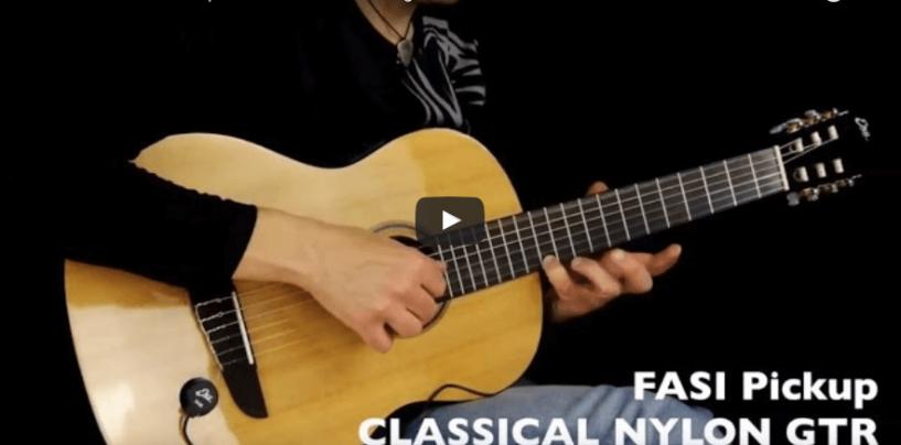 EKO Fasi é o novo captador para instrumentos de corda acústicos