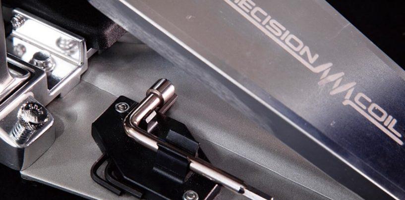 Novo pedal para baterias Precision Coil da Dixon