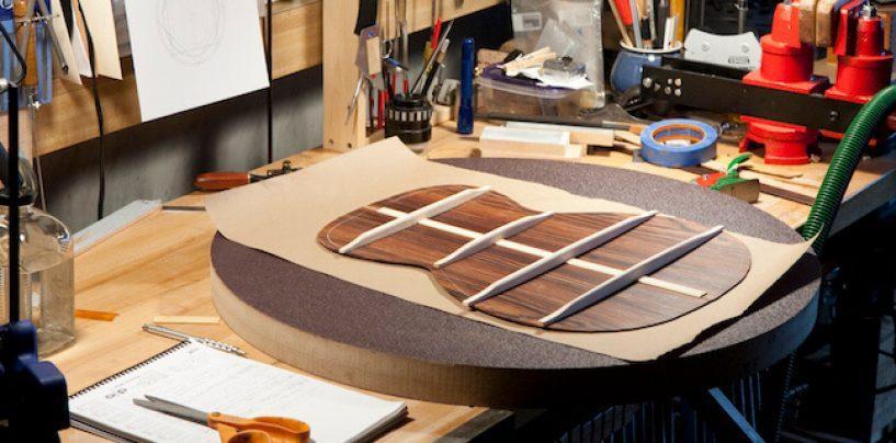 Luthieria: alternativa para instrumentos musicais importados ou reconhecimento de valor?