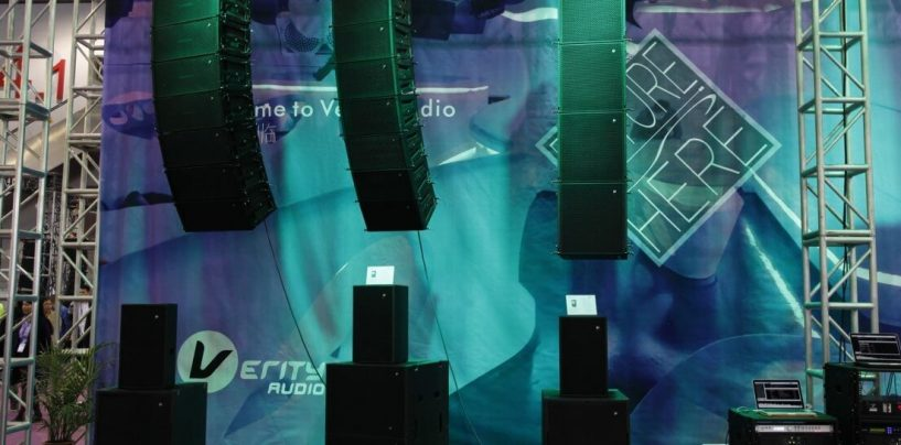 Verity Audio apresenta os novos alto-falantes Ambience