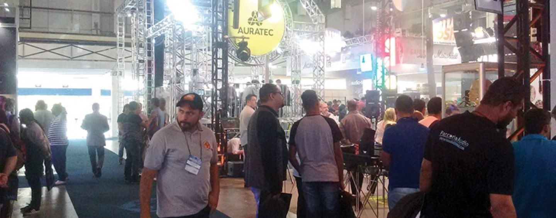 AES Brasil Expo tenta trazer fôlego ao setor