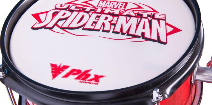 Novas baterias Disney e Marvel, licenciadas da PHX