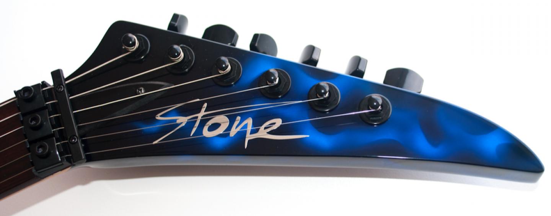 Stone é o novo nome das guitarras Spanich