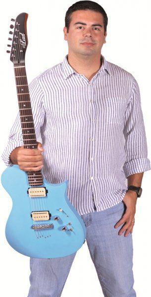 guitarras DeLaet