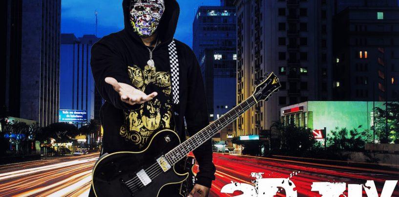O guitarrista Ad-ZIV é novo endorser da PHX