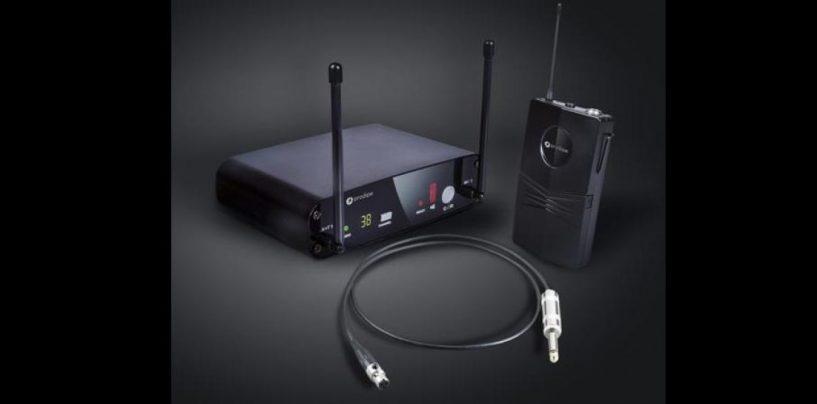 Novo sistema UHF GB21 da Prodipe