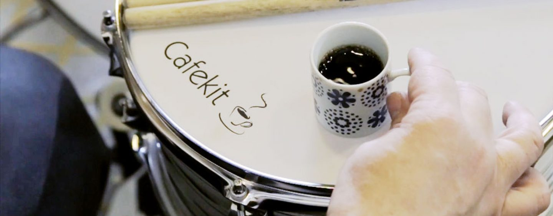 Review: bateria Odery Café Kit