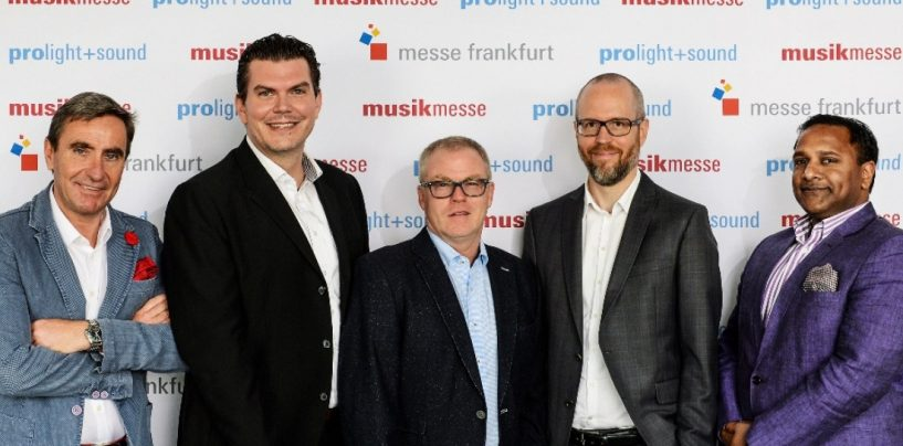 Messe Frankfurt e sua nova estrutura organizacional