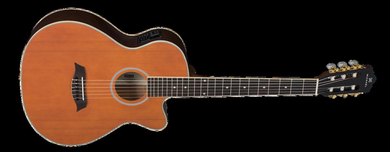 Conheça o violão VM681DT da Michael