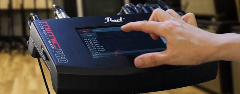 Mimic Pro: um módulo de bateria criado pela Pearl e Steven Slate