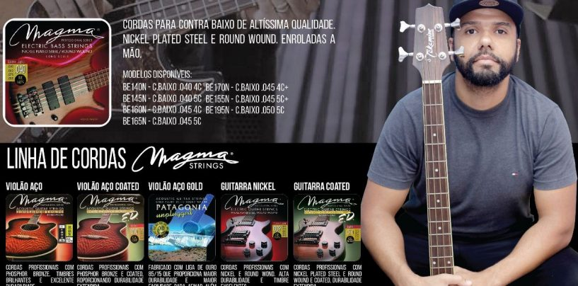 Prime e Magma têm dois novos endorsers brasileiros