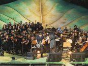 Amazonia Live apresentou show inédito em palco flutuante