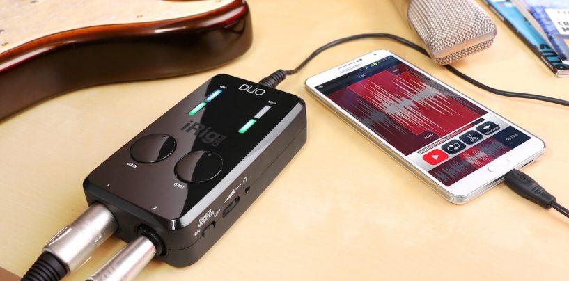 Made in Brazil agora tem produtos da IK Multimedia