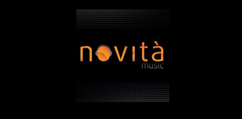 Novità Music tem mais marcas!