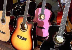Linha Class de violões