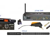 Turbo Music reforça o trabalho de distribuição dos microfones JTS