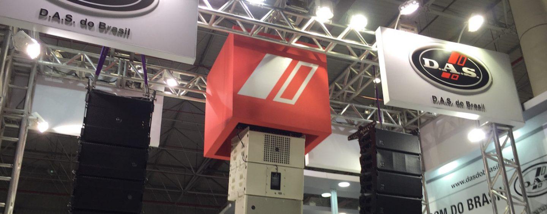 Expomusic: D.A.S do Brasil traz várias novidades em produtos