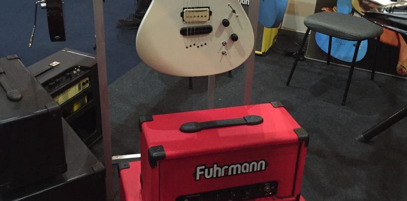 Expomusic: Fuhrmann e DeLaet marcaram presença na feira