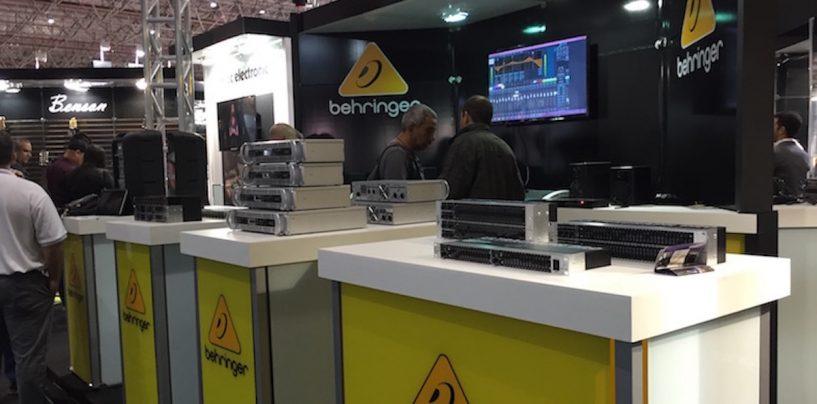 Expomusic: Conheça os novos produtos de áudio da ProShows