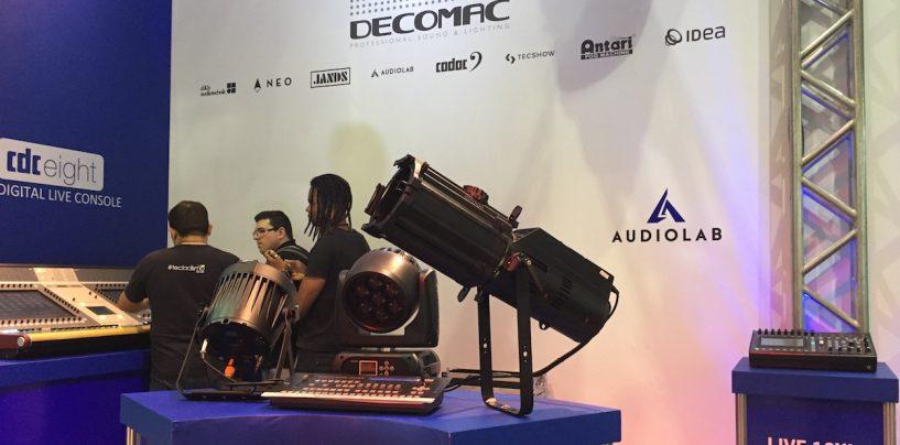 Expomusic: Decomac está representando mais marcas