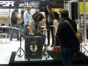 Expomusic: FSA lança a percuteria Tajon e novos designs de cajons