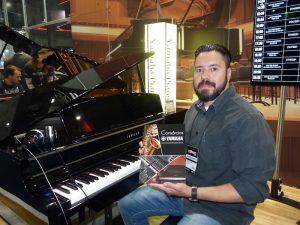 Renato Romeo, encarregado do Consórcio Yamaha