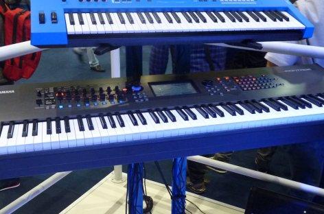 Expomusic: Além de produtos, a Yamaha promove consórcio durante a feira