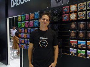 Marcelo Jesuíno da Musical Express