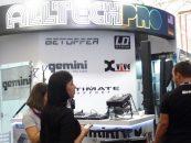 Expomusic: Gemini e Xvive no estande da Alltech Pro