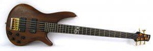 RA. Ibanez K5 Fieldy Signature 5 string bass