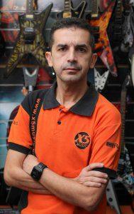 Márcio Ribeiro Sobrinho, diretor