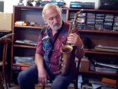 O saxofone Handricraft da Ébano estará na Expomusic