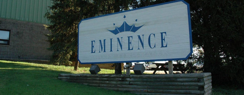 Os 50 anos da Eminence alto-falantes