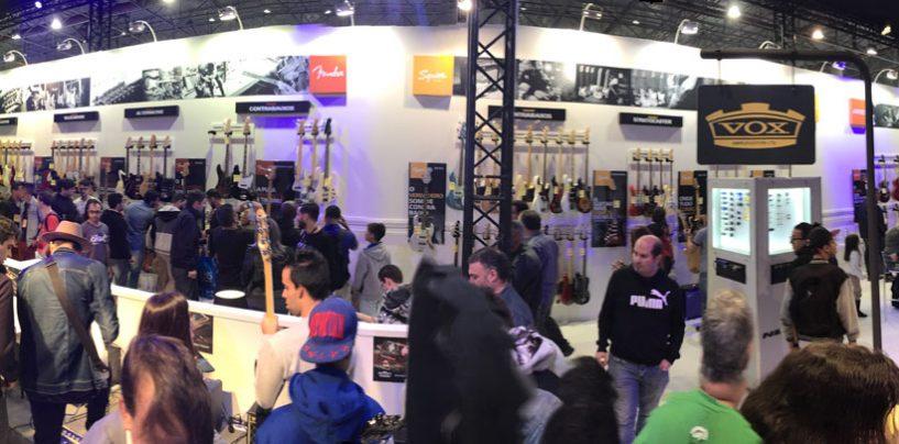 Expomusic 2016: análise completa da feira da música no Brasil