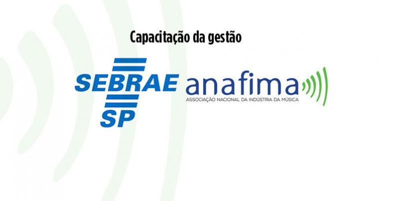 Sebrae e Anafima inauguram plano de capacitação do mercado da música