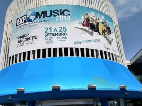 Expomusic 2016: confira as imagens da feira
