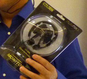 Golden com novo packaging
