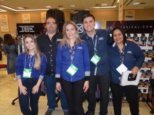 Equipe da IBOX no Encontro