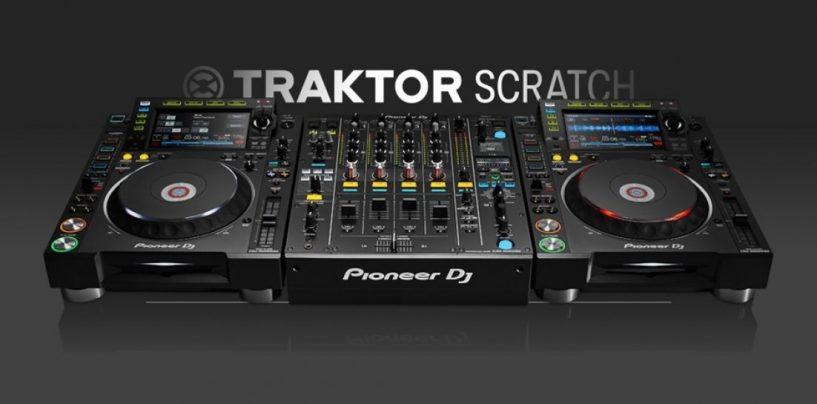 A linha NXS2 da Pioneer DJ agora é compatível com Traktor