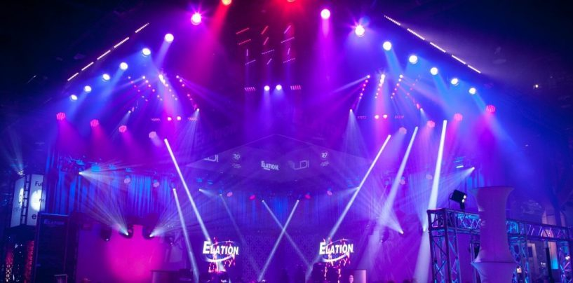 A luz Proteus, da Elation, debutou com sucesso na LDI
