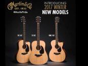 NAMM 2017: Martin Guitar moderniza sua série 16