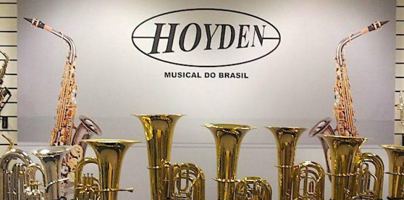 Hoyden Musical é assaltada – empresa alerta mercado