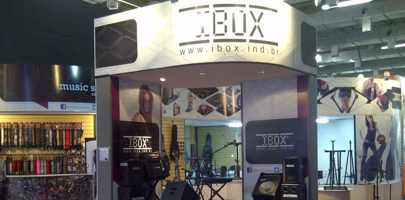 IBOX Musical procura abertura do mercado internacional