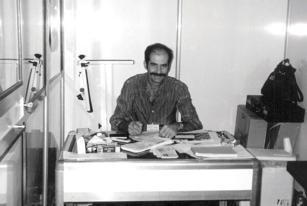 Ismael Moretti (Anos 80)